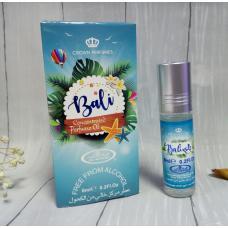 "Масляные духи ""Bali"" 6 мл."